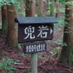 立て札は本当に助かります。この立て札は、周囲の景観とあっていてきれいでした。