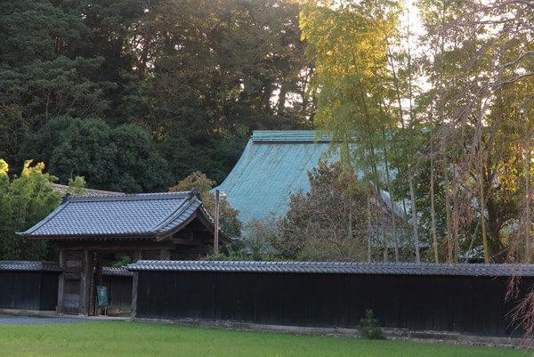 伊豆の国市、重要文化財、江川邸。